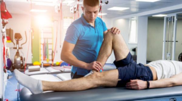 Physiotherapie, Sport