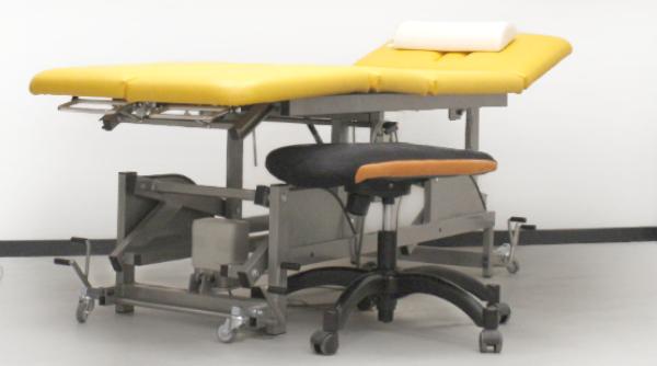 Ausstattung Physiotherapie