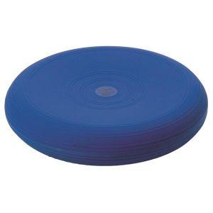 Dynair Ballkissen Ø 33 cm blau Gesundes Sitzen ist bewegtes Sitzen