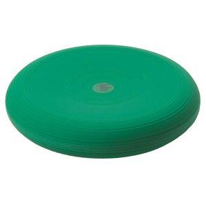 Dynair Ballkissen Ø 33 cm grün Gesundes Sitzen ist bewegtes Sitzen