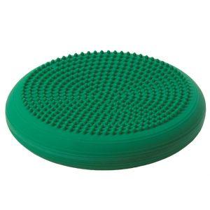 Dynair Ballkissen Senso Ø 33 cm grün Gesundes Sitzen ist bewegtes Sitzen