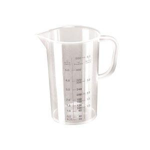 Anwendungshilfe Messbecher 500 ml Messbecher