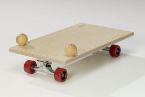 Rollbrett 60 mit Skatefahrwerk