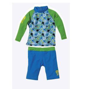 Beco-Sealife Sunshine Set blau/grün In verschiedenen Größen