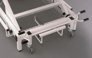 Erweiterungszubehör Rundumbügel Rundumbügel zur elektrischen Höhenverstellung, für die Liegen Select und Accubo