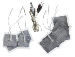 Zubehör TENS/EMS, TENS Elektroden, 40x40 mm