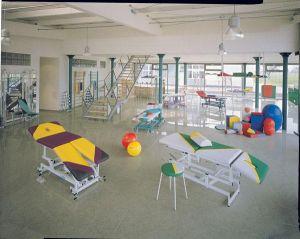 Zusätzlicher Fußschalter für Behandlungsliege Accubo