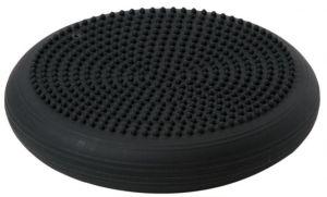 Dynair Ballkissen Senso Ø 33 cm schwarz Gesundes Sitzen ist bewegtes Sitzen