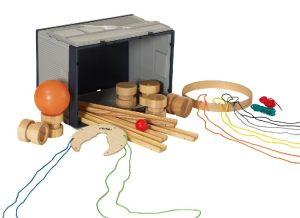 Teamspiel-Box pedalo-Teamspiel-Box