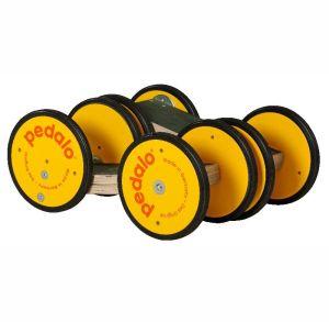 Wawago Reifen schwarz