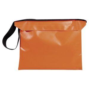 Tragetasche für Rettungstuch Planengewebe orange Tragetaschen für Rettungstuch orange