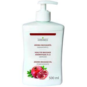 Aroma Massageöl Granatapfel Hautpflegeöl Granatapfel 500 ml 1 Flasche mit Dosierspender