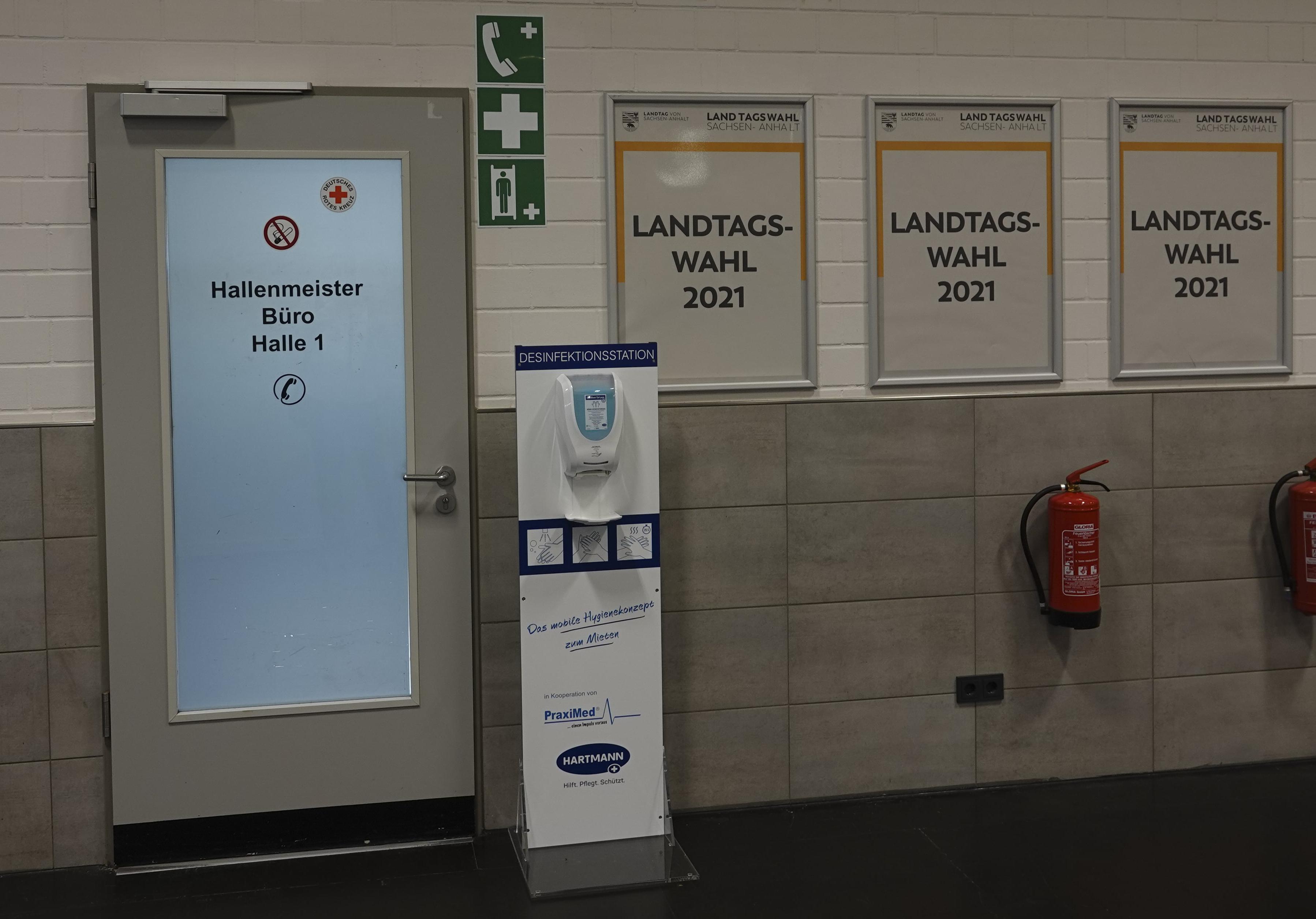 Landtagswahl Sachsen-Anhalt 2021-Bild