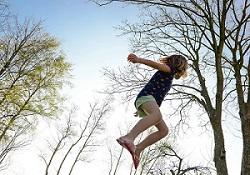 Dramatischer Bewegungsmangel bei Kindern und Jugendlicher-Bild