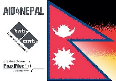 PraxiMed hilft in Nepal!-Bild