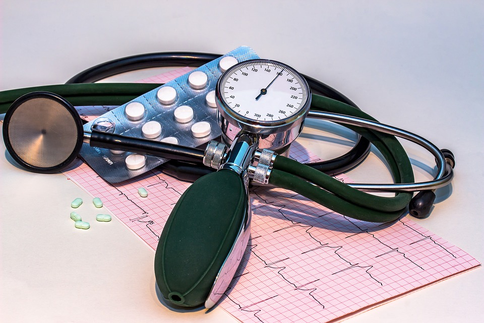 PraxiMed Blutdruckmessung