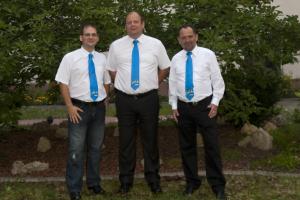 Herr Kirsten, Herr Meinhold, Herr Klemm