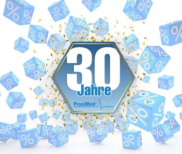 30 Jahre Jubiläumsangebote
